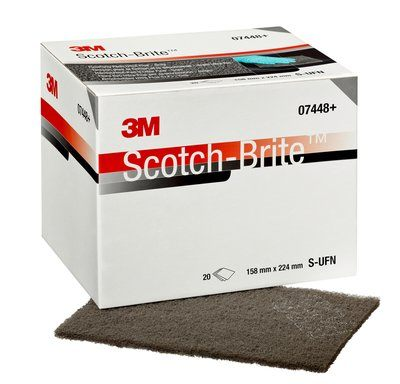 Handark 07748+ Ultrafin Grå 158x224mm Scotch-Brite