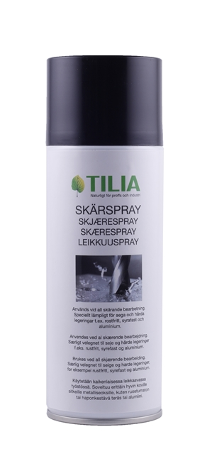 Skärspray 400ml Tilia