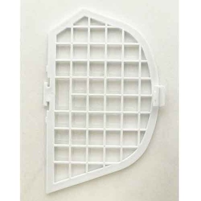 52000001181-060-20-00P3 AIRSTREAM OUTER    GRILLE, STANDARD, WHITE (5/