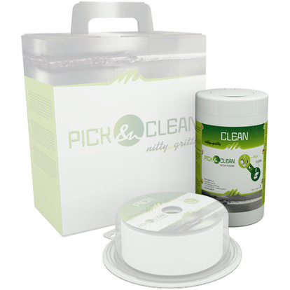 Pick & Clean Wipe